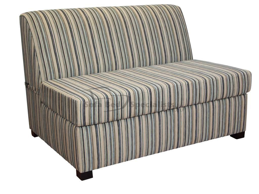 brisbane armless single sofabed  sofa bed specialists - sofabedarmlesssingle